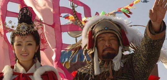 中国历史上最美丽的公主嫁给了三对父子