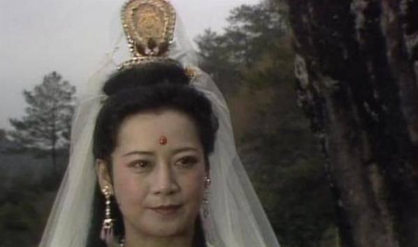 她是西游记中最厉害的女仙,仅出场一次,却连观音都不敢怠慢!