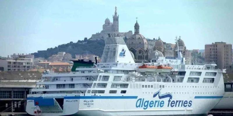 阿尔及利亚海上航行公司于9月8日宣布其新客运