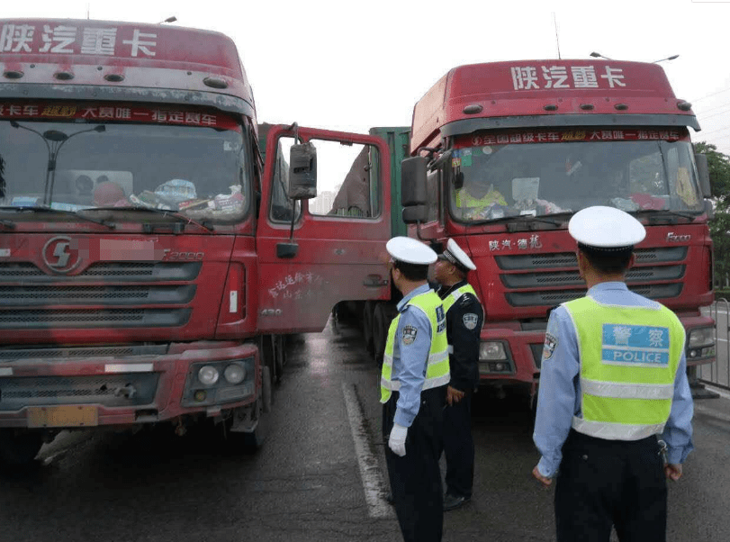 mg4355vip平台入口:大货车安装空调被查处 交警限期拆除 不合理吗?