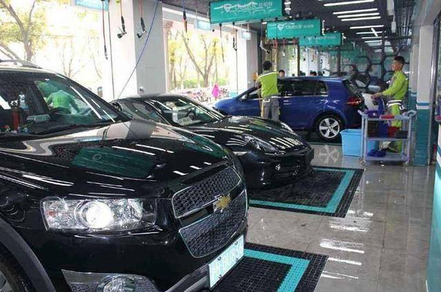 汽车美容店有哪些常见的难题?