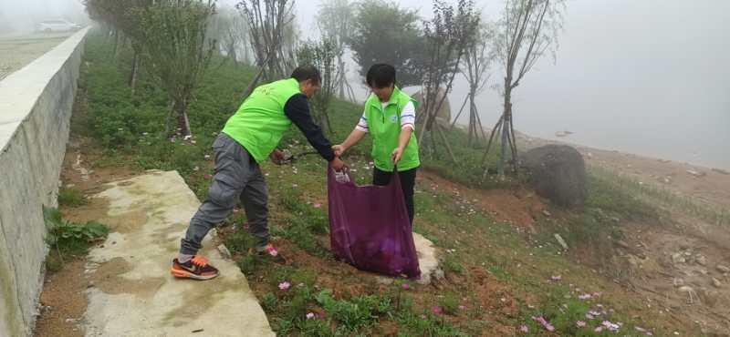 南山生态环保志愿服务获验收专家肯定