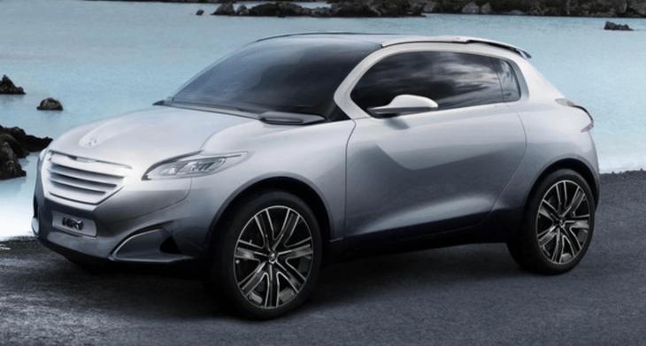 标致,108轿车的继承者,将推出新的SUV标致1008