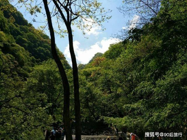 """西安又一公园走红,有""""西安服务业名牌""""之称,距西安仅44公里"""