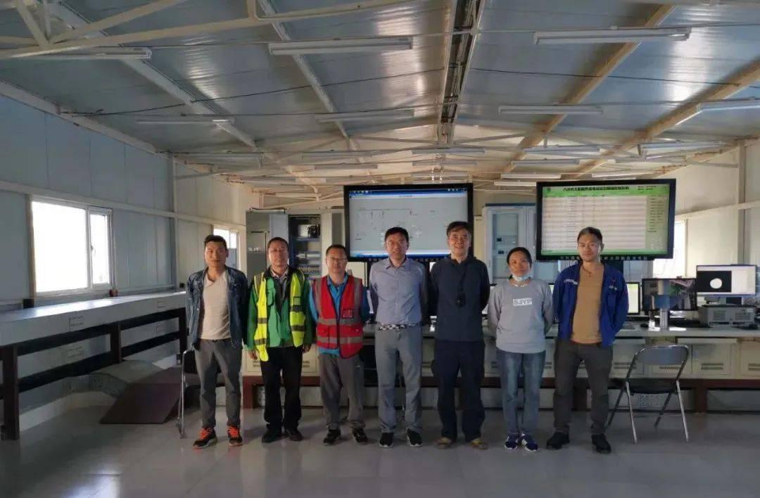 中科院电工所八达岭太阳能热发电实验电站成功并网