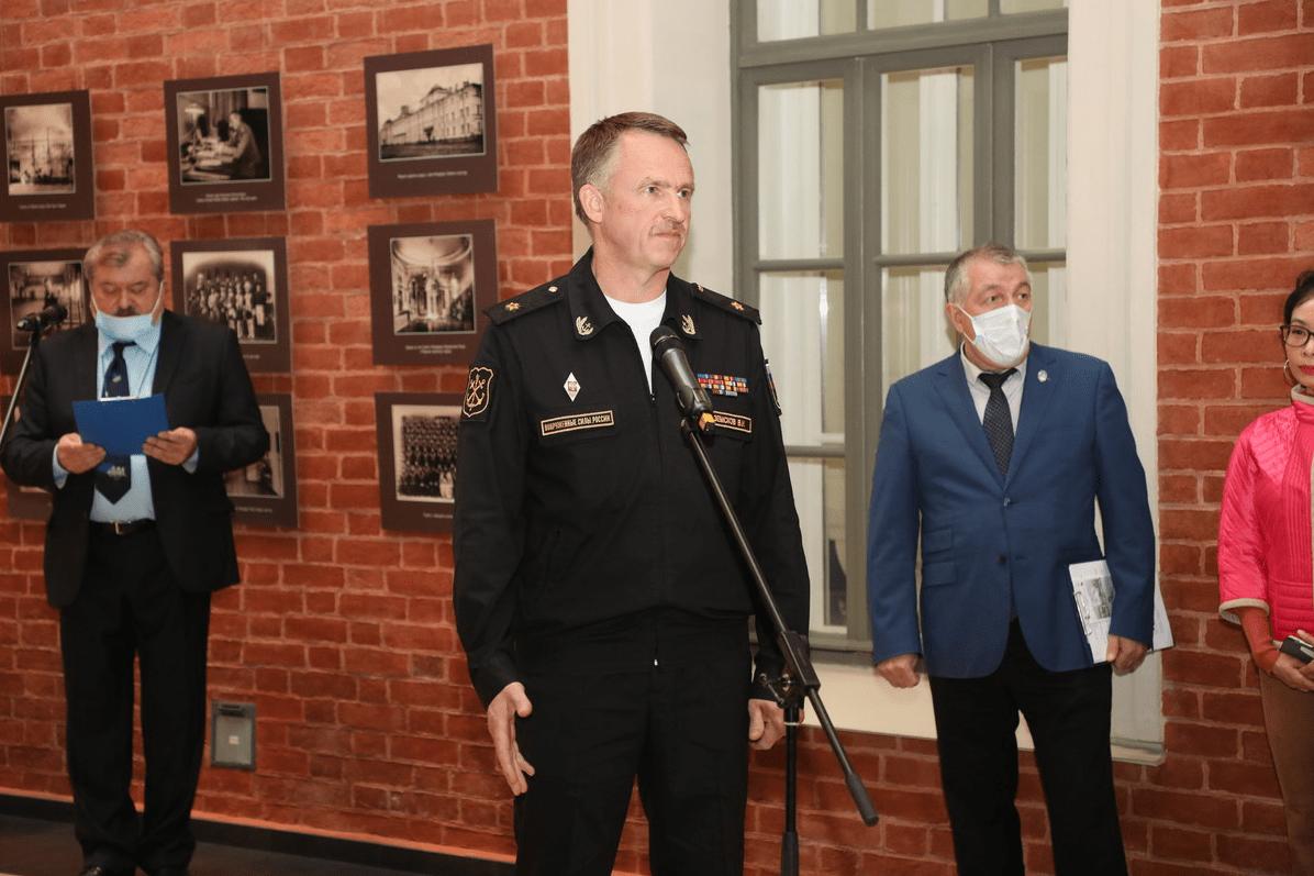 俄罗斯和越南军事合作历史展览,在圣彼得堡中央海军博物馆开幕!