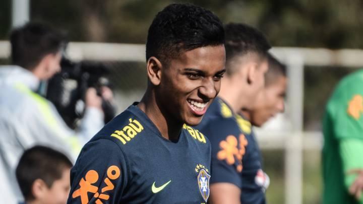 巴西名单:内马尔库蒂尼奥领衔 维尼修斯落选