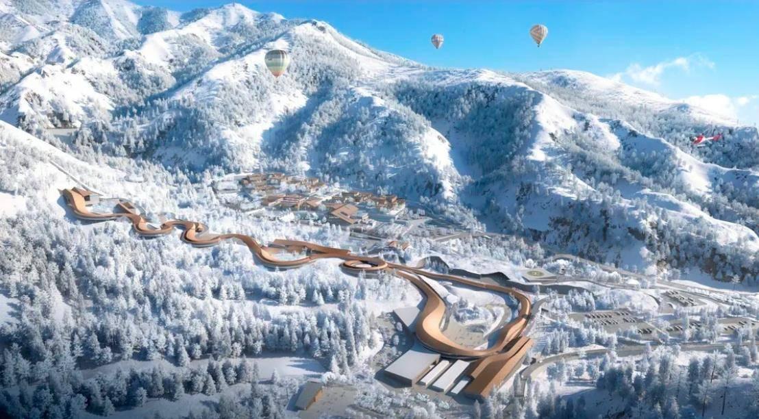 国家雪车雪橇中心启动制冰 本月底完成供国家队使用