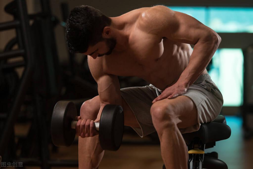 健身先减脂还是增肌?增肌跟减脂是两回事,别混为一谈!