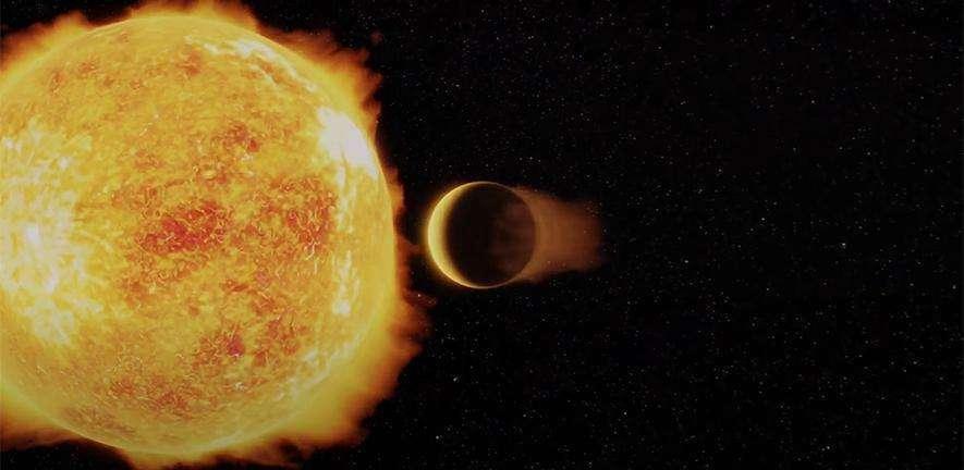 """""""超级海王星""""发现于类太阳恒星周围"""
