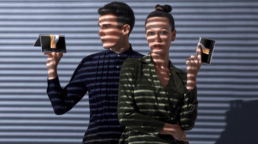 原创            折叠屏手机20万次折叠够用吗?180万次折叠柔宇FlxePai 2刷新行业标准