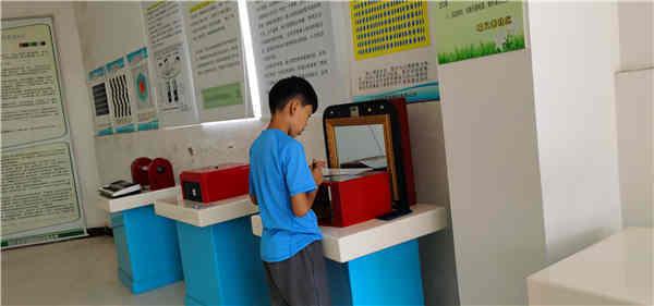 学习科学,开心娱乐--稳恒者喻义巷儿童服务站