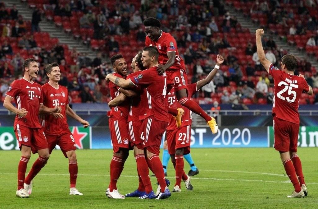 欧超杯-哈马加时制胜球 拜仁2-1逆转塞维利亚