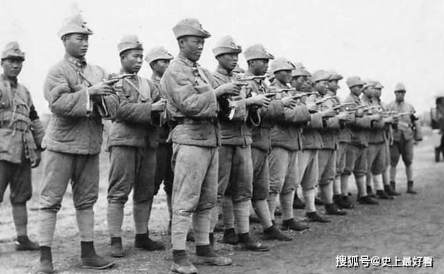 中原大战后,仅剩4万兵马的阎锡山,如何能够东山再起