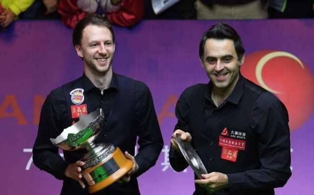 国际排名第4的马克-塞尔比发挥出色