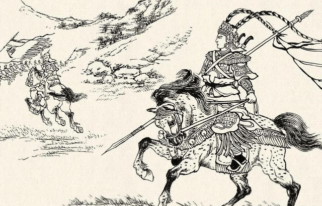 在 三国演义 中,赵云为何被称为常胜将军图片