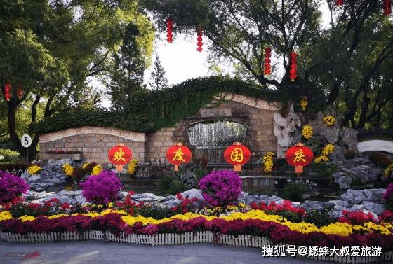 北京旅游不可错过的南方园林充满惊喜!