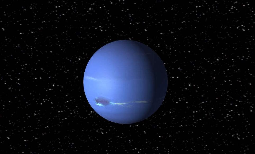 <strong>去海王星上看太阳?是不</strong>