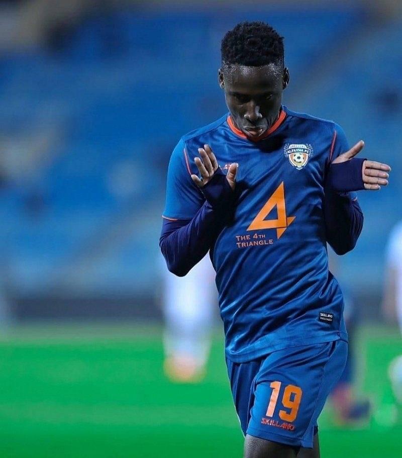 加纳天才边锋下一年冬天加盟上港 将顶替胡尔克方位