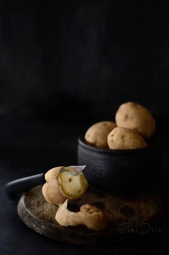 7款土豆食谱   从零食到主食,用土豆承包假期余额!