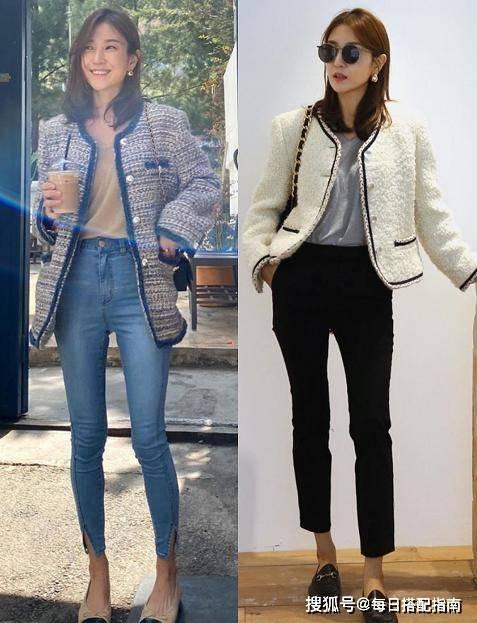 40岁的女人该怎么穿?试试这些优雅而知性的组合 得体而高级