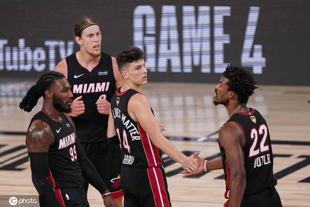热火受追捧!NBA明星球员想更换球队的尖端去向