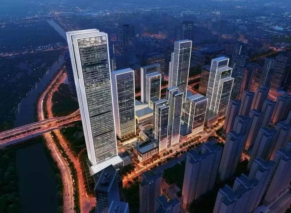 2020深圳南山【华润城万象楼】南山中心最