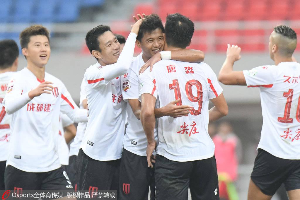 梅州1-1绿城晋级冲超组!新疆0-0黑龙江