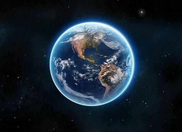 火星是地球的未来 金星是地球的过去 这