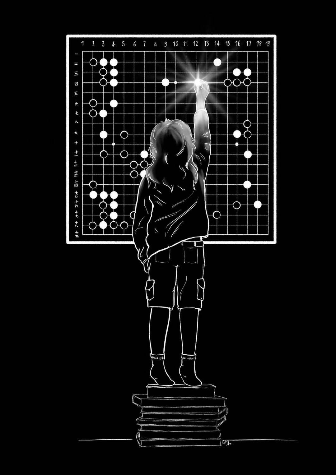 全球资讯_全球围棋资讯丨10月12日_崔哲瀚