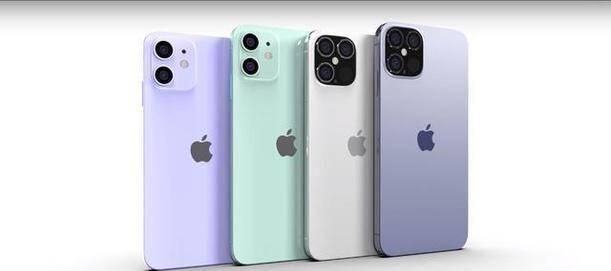 专一!iPhone12系列相机参数曝光,依旧1200w像素