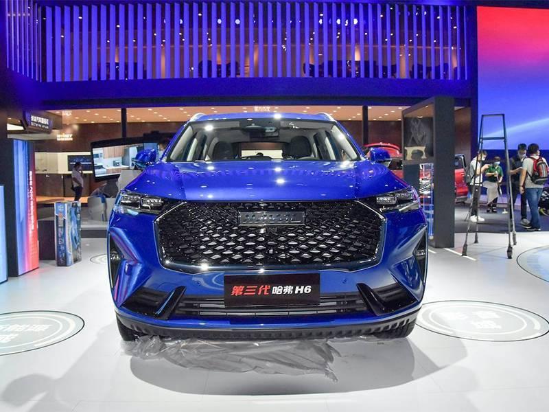 哈弗H6每月销售4万辆汽车 市场上有许多新