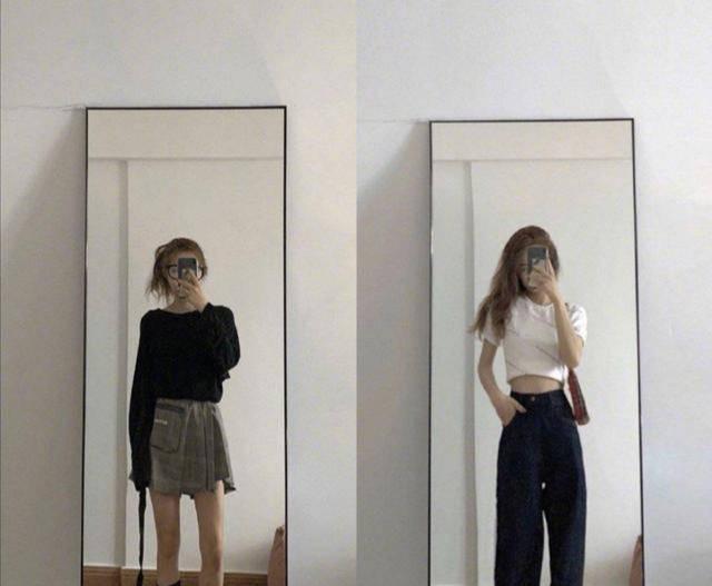 小女孩穿的参考 8套秋装搭配 不仅显瘦还