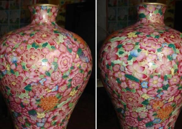 《百花不落地》、《彩瓷之冠》、外国彩瓷、千年陶艺