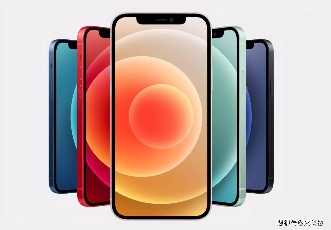 配置和外观还有手感刚刚好的手机,iPhone 12mini