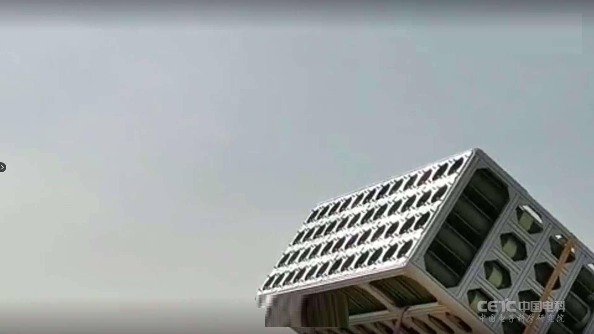 """原创   科幻时代来临:中电科""""蜂群""""系统亮相,中国才是无人机高端玩家    第4张"""