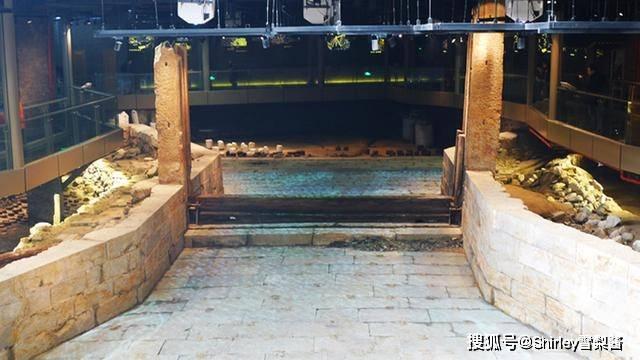 原创             上海居民区地下10米,藏着700年的神秘遗迹,密密麻麻打着10000根木桩