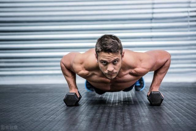 你一次性能做多少个俯卧撑?一组升级俯卧撑,完虐上半身肌群!