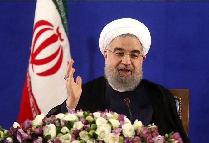 原创   伊朗终于熬到头了,总统鲁哈尼宣布一好消息,这场仗美国打输了?    第1张