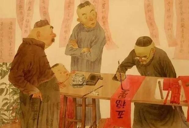 朱元璋出上联:老子天下第一,文臣对出霸气下联,朱元璋:砍了