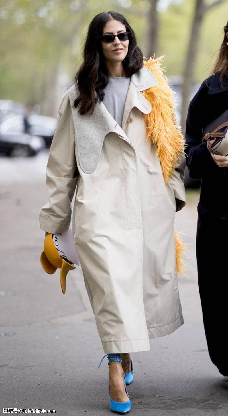 原创             穿风衣配这三款高跟鞋,上班休闲都适合,不少时髦精也在穿