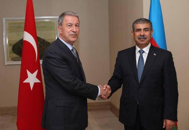 原创   土耳其不装了,公开支持阿塞拜疆,F-16已入场    第2张