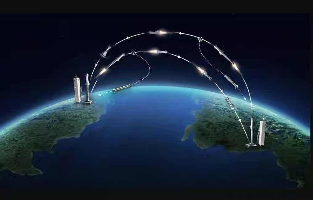 美军火箭运输一线物资?貌似科幻却不实用,我军无人机更灵活高效