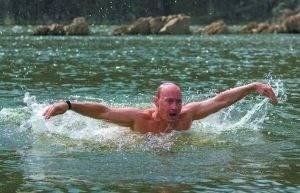 有人说普京就是现实版的007,什么都会,对此你怎么看?