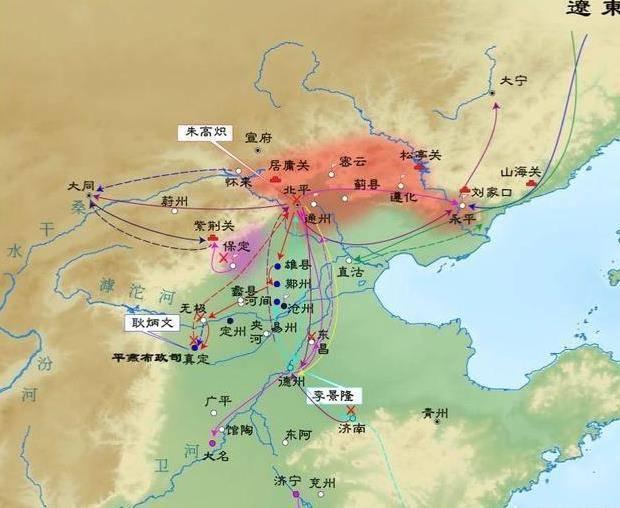 靖难之役,朱棣只是打下南京,为何能轻而易举的当上皇帝