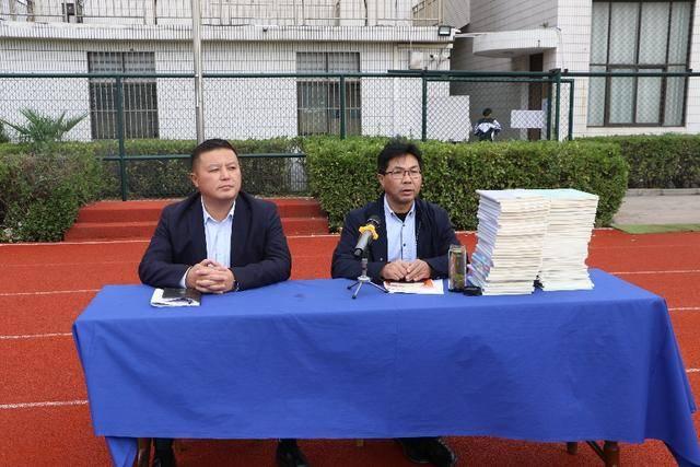 淮安楚州实验中学:阶段总结七年级习惯养成教育