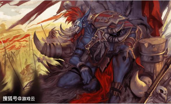 <b>魔兽世界:9.0版中最重的角色。希尔瓦娜斯是如</b>