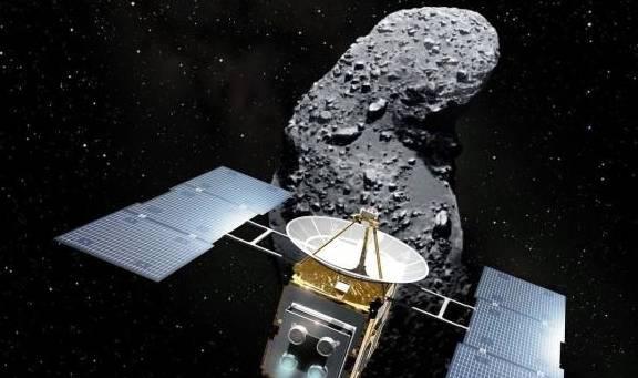 轰炸小行星后,未来可能会用