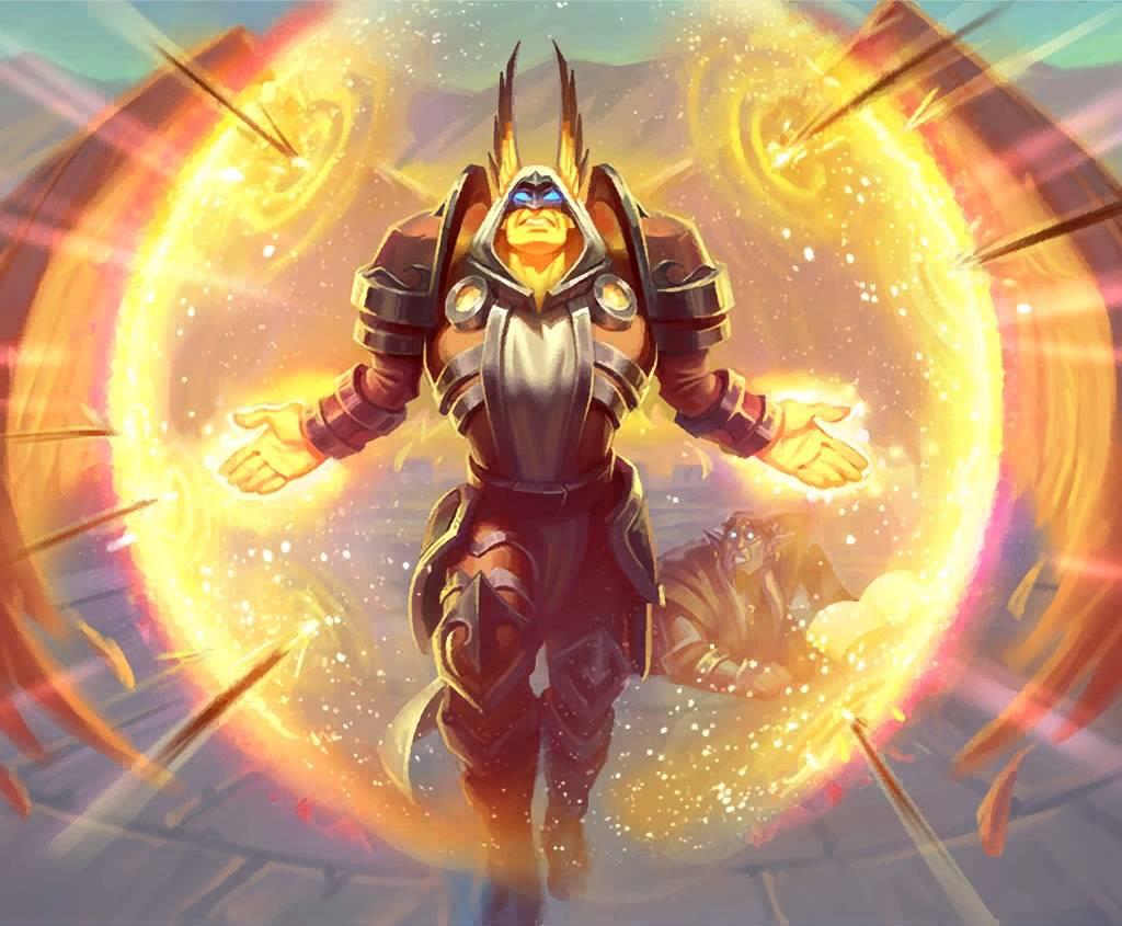【区块链游戏】炉石传说:钻石传说分段高胜率卡组——甩笔圣契骑