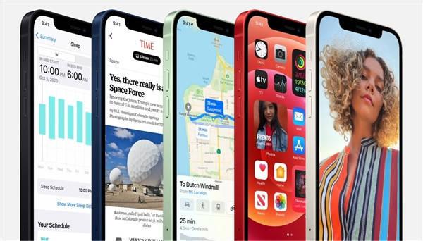 iPhone12系列手机均支持5G_iPhone12五种颜色 网络快讯 第6张
